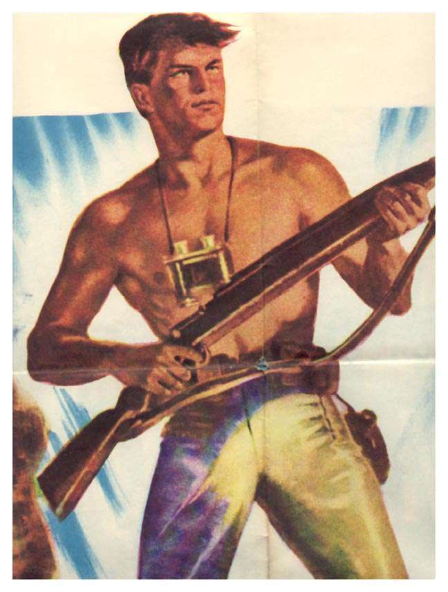 Sailor of the King  Jeffrey Hunter  poster image