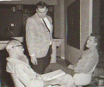 Jeffrey Hunter  Captain Christopher Pike  Star Trek  Gene Roddenberry  John Hoyt