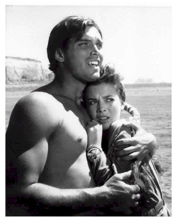 The Searchers  Jeffrey Hunter  Natalie Wood
