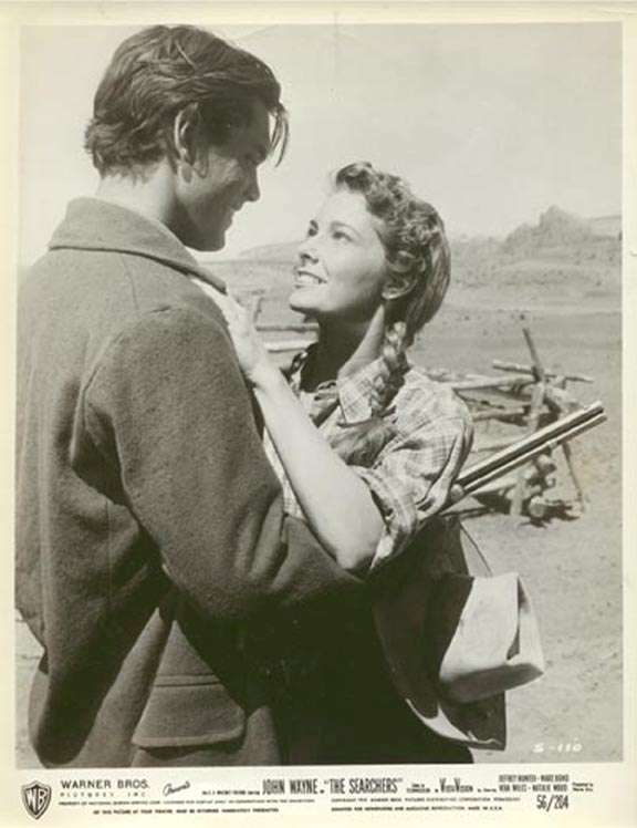 The Searchers  Jeffrey Hunter  Vera Miles