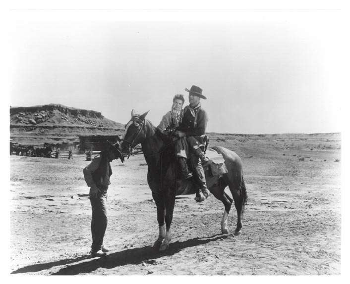 The Searchers  John Wayne  Natalie Wood