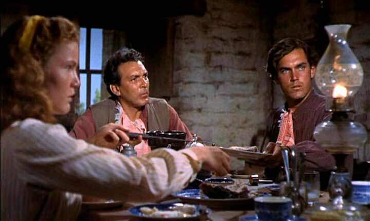 The Searchers  Jeffrey Hunter  Walter Coy  Pippa Scott
