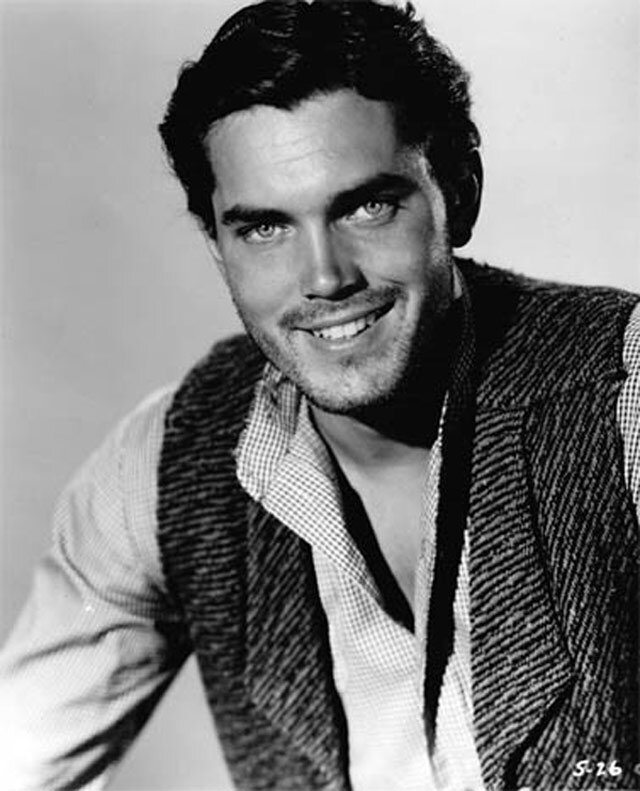 The Searchers  Jeffrey Hunter