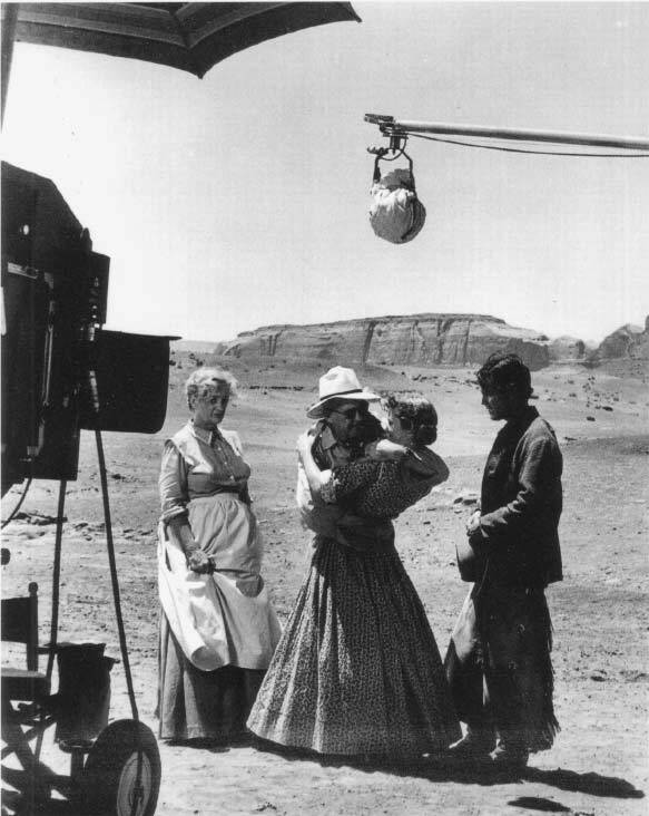 The Searchers  John Ford  Jeffrey Hunter  Vera Miles  Olive Carey