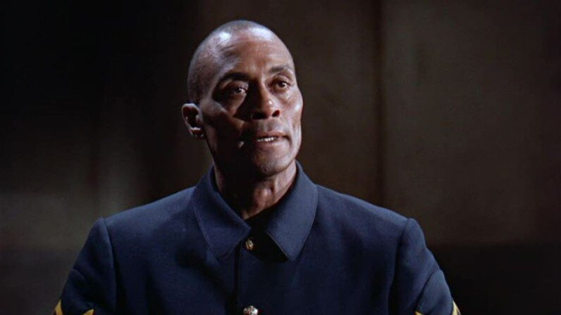 Sergeant Rutledge  Woody Strode