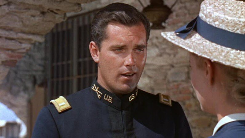 Sergeant Rutledge  Jeffrey Hunter