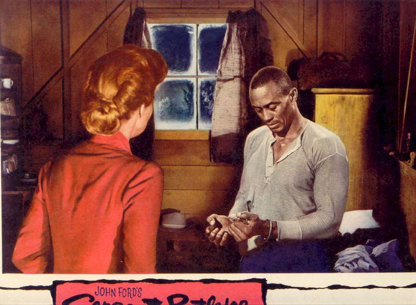 Sergeant Rutledge  Woody Strode  Constance Towers