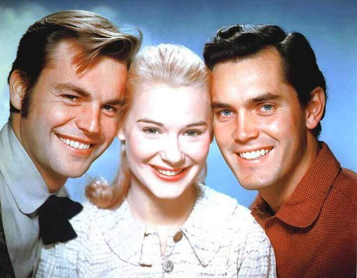 The True Story of Jesse James  Jeffrey Hunter  Robert Wagner  Hope Lange