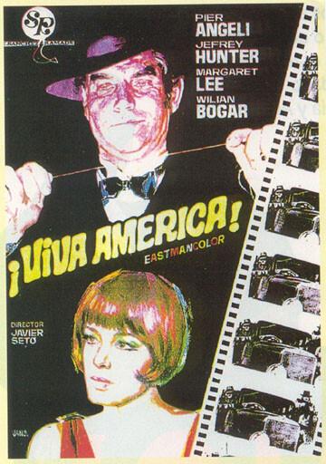 Viva America!  Jeffrey Hunter  Pier Angeli