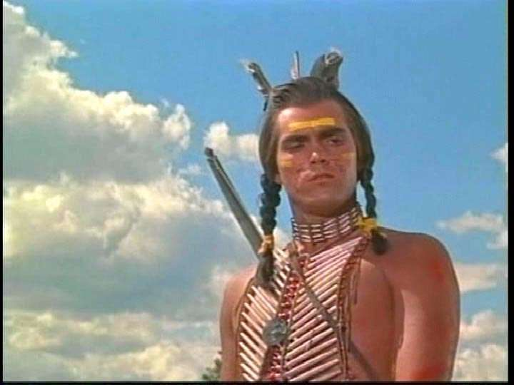 White Feather  Jeffrey Hunter