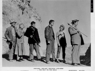The Way to the Gold  Jeffrey Hunter  Sheree North  Neville Brand