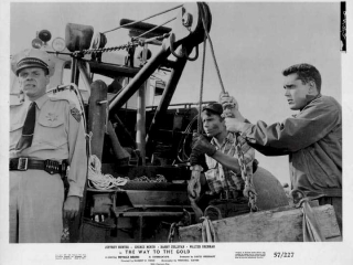 The Way to the Gold  Jeffrey Hunter