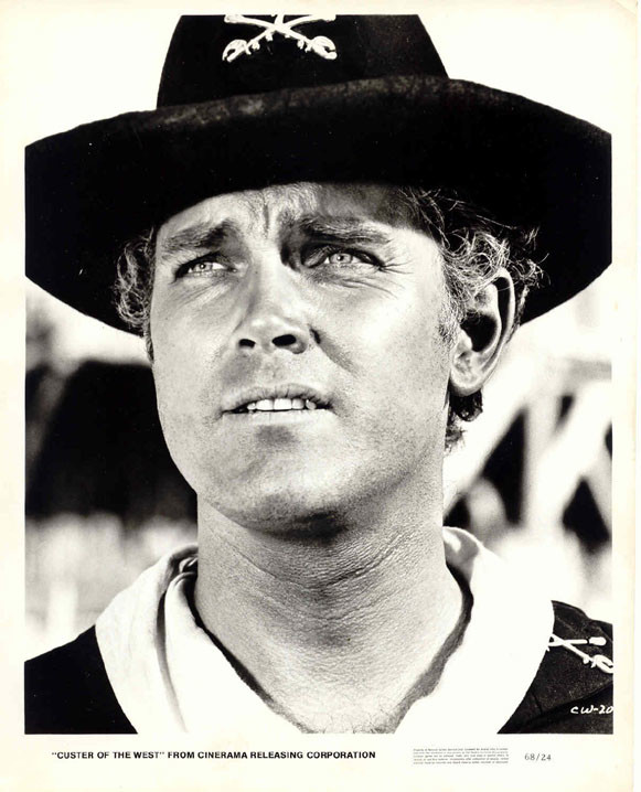 Custer of the West Jeffrey Hunter