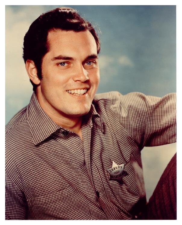 Jeffrey Hunter  cowboy