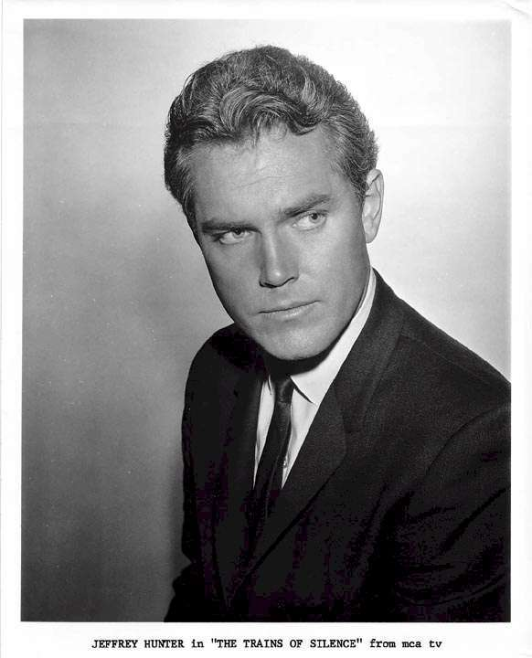 Jeffrey Hunter  Kraft Suspense Theatre  The Trains of Silence