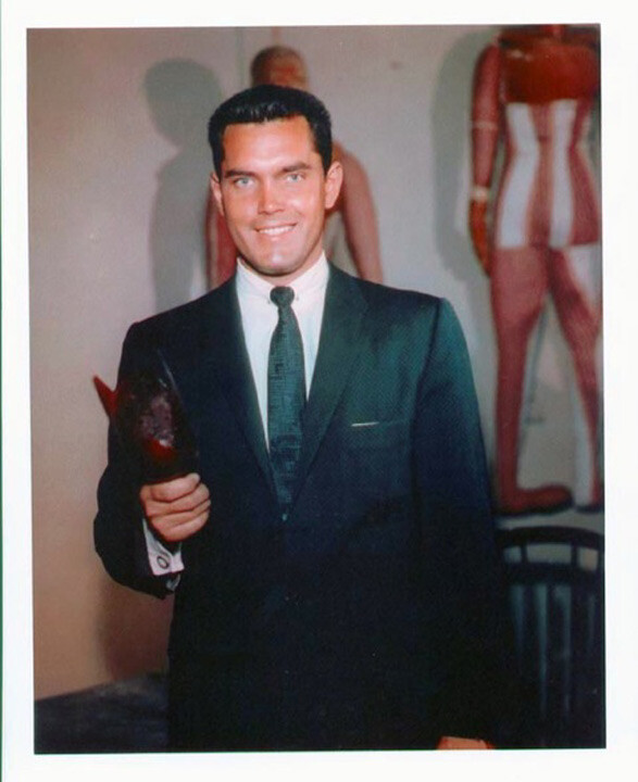 Jeffrey Hunter