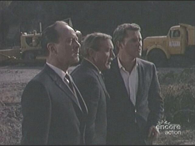Jeffrey Hunter  The Green Hornet  Freeway to Death  John Hubbard  Lloyd Gough