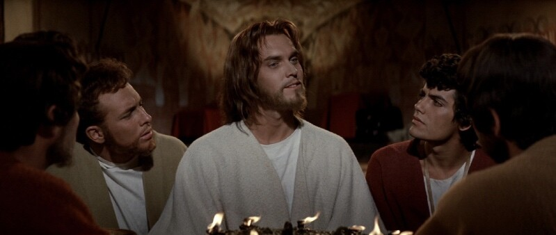 Jeffrey Hunter  King of Kings  Jesus Christ  Antonio Mayans
