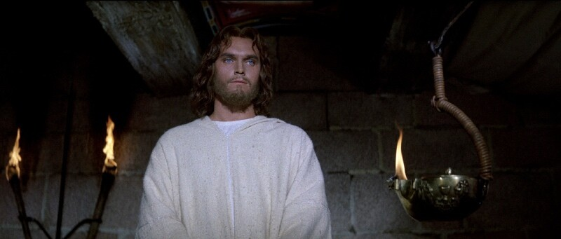 Jeffrey Hunter  King of Kings  Jesus Christ